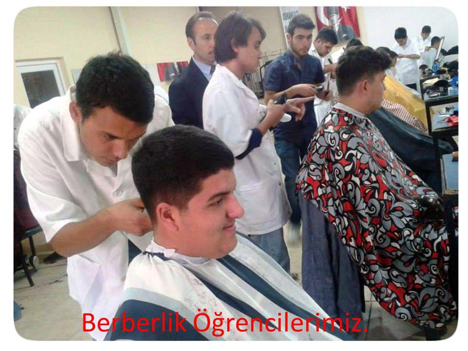 Berberlik Öğrencilerimiz.