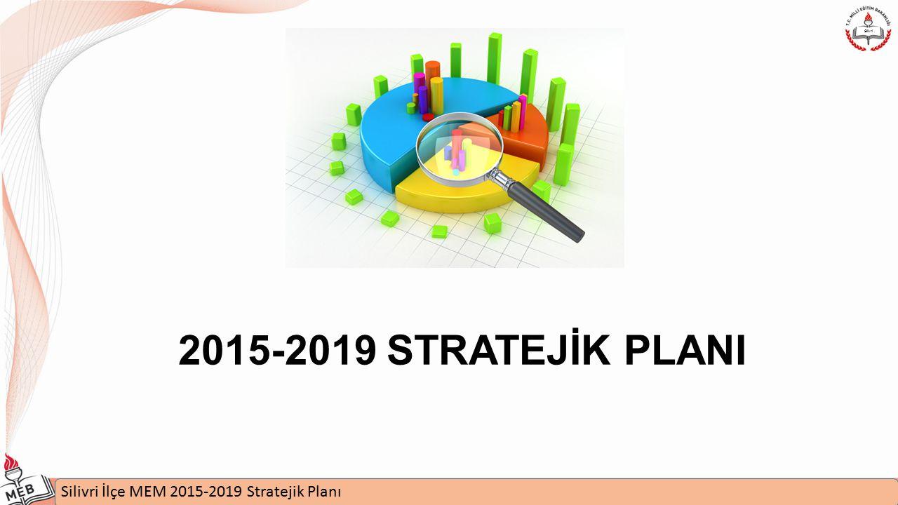 İstanbul MEM 2015-2019 Stratejik Plan Uygulamaları Semineri 2015-2019 STRATEJİK PLANI Silivri İlçe MEM 2015-2019 Stratejik Planı Silivri