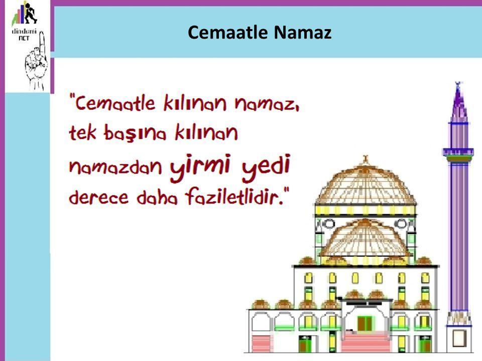 Cemaatle Namaz.