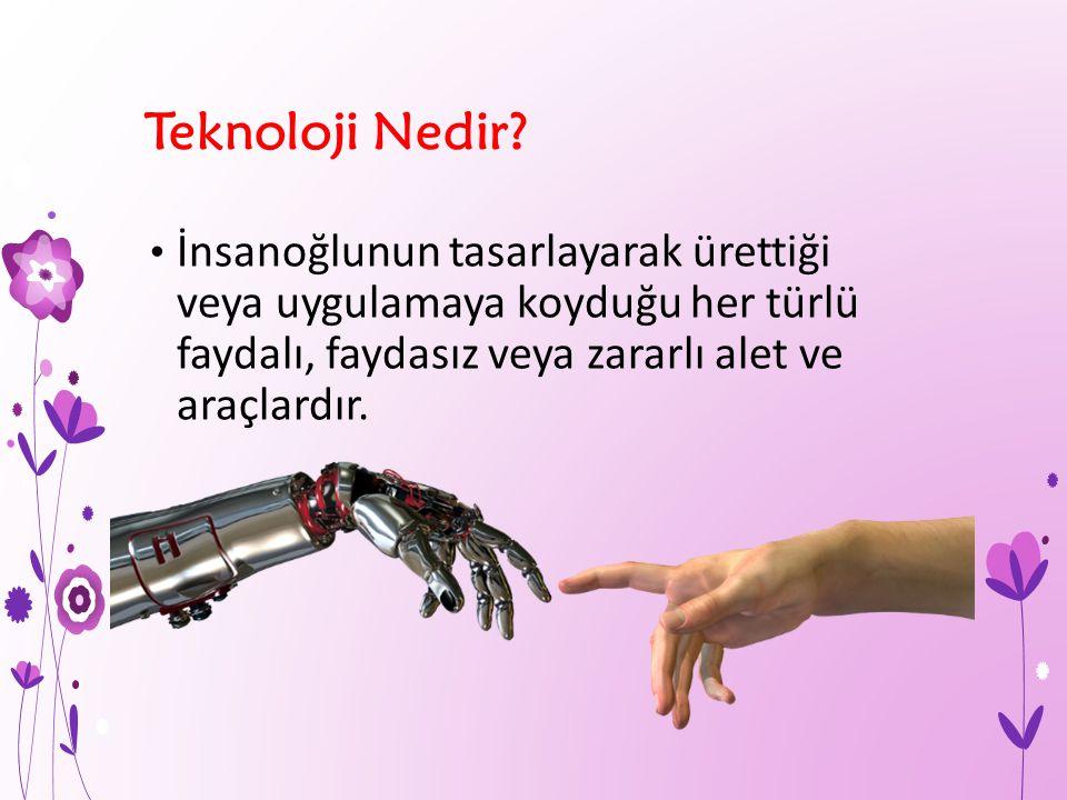 Bilgi ve İletişim Teknolojileri Nedir.