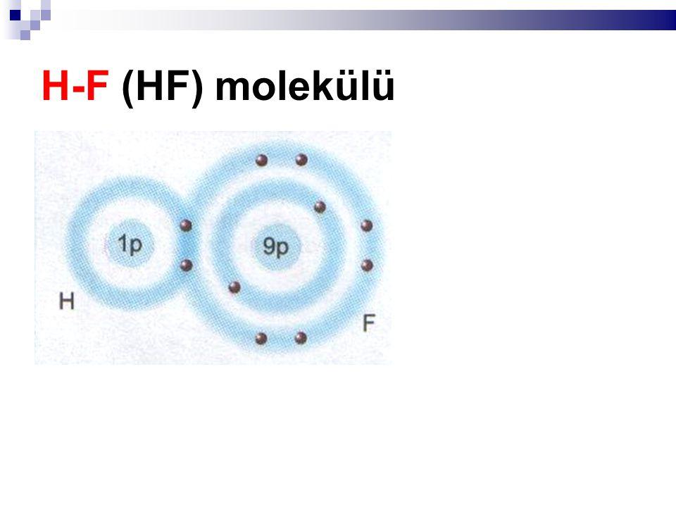 H-F (HF) molekülü