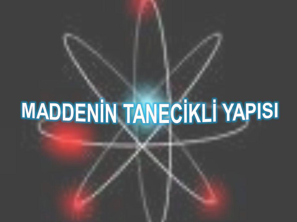 Hal Dönüşümleri Maddeler bir halden diğer hale geçebilir.