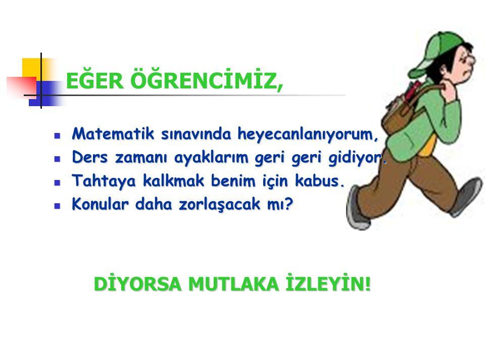 DİYORSA MUTLAKA İZLEYİN.