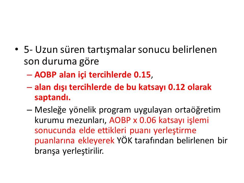 Puan Türü TS GRUBU TESTLERİN YÜZDELİK AĞIRLIK PUANTAJLARI YGSLYS-3LYS-4 TürkçeSosyal Bilimler T emel Mate.