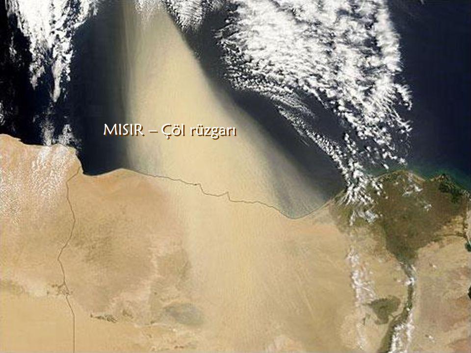 MISIR – Çöl rüzgarı