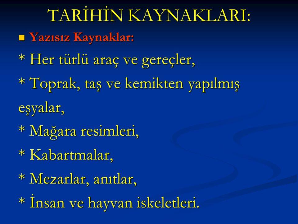 * Tarihte ilk Türk topluluğu İSKİT lerdir.* Tarihte ilk Türk devleti HUN lardır.