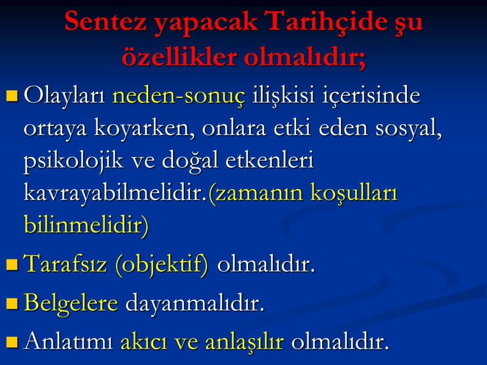 İslamiyet'ten önce Türklerin çok sayıda devlet kurmalarına; I.