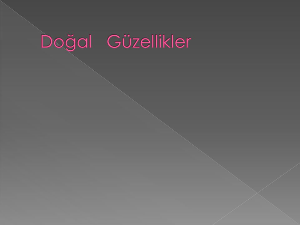 Pamukkale, güneybatı Türkiye deki Denizli ilinde doğal bir mevkidir.