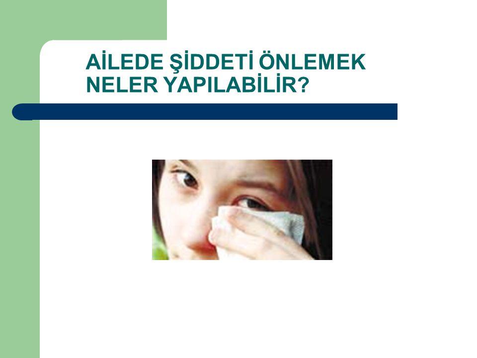 SOSYAL NEDENLER II Toplumsal yanlış değer yargıları Alkol ve madde bağımlılığı Disiplin