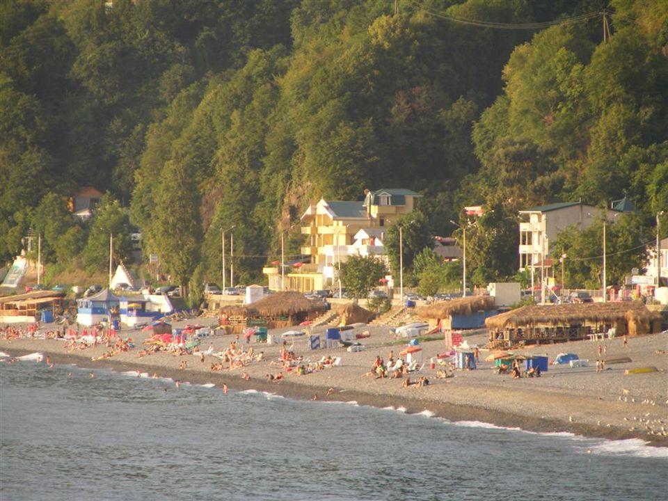 Sarp Sınır Kapısı, Karadeniz kıyısında, Türkiye ile Gürcistan arasındaki sınır kapısıdır. Adını, Sarp köyünden alır. Gürcistan tarafındaki sınır köyün