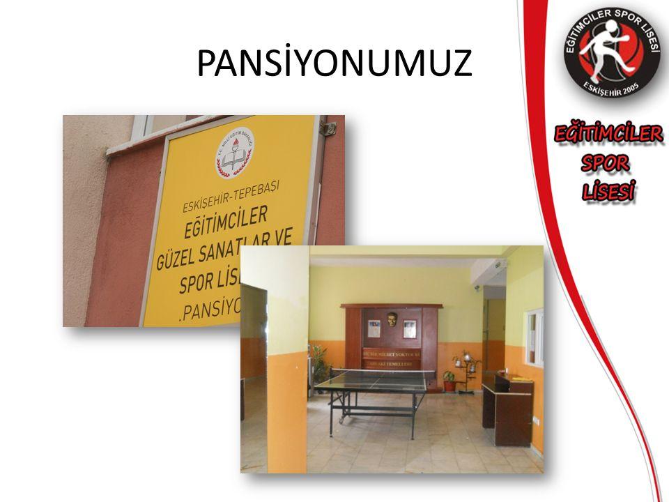 PANSİYONUMUZ