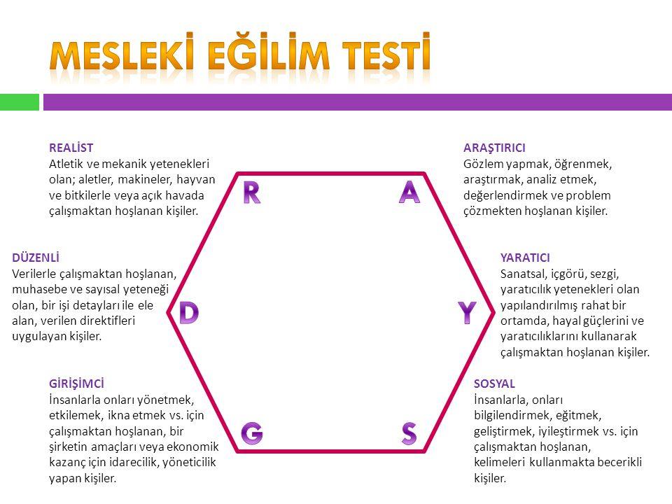 FAKAT KİMİ MESLEKLER... MESLEKLERFENSOSYALT-M. Y.