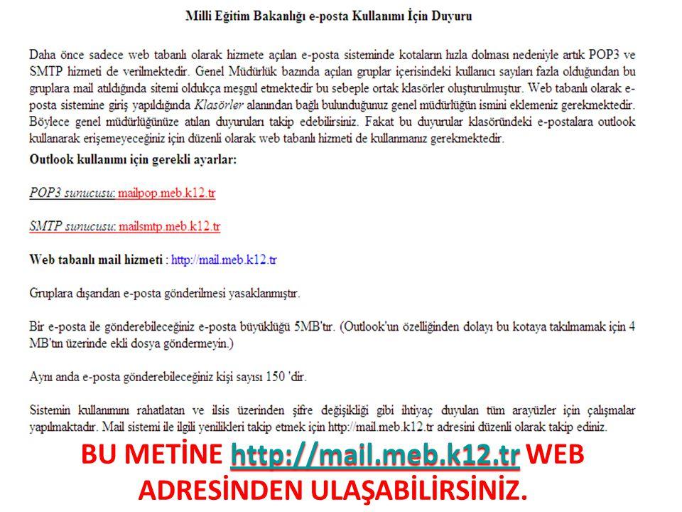 http://mail.meb.k12.trhttp://mail.meb.k12.tr BU METİNE http://mail.meb.k12.tr WEB ADRESİNDEN ULAŞABİLİRSİNİZ.http://mail.meb.k12.tr