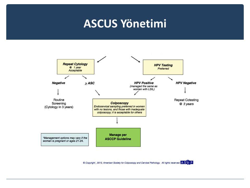 ASCUS Yönetimi
