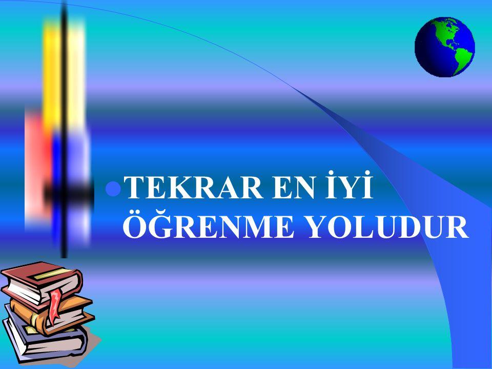 TEMELSİZ DE YAPILIR, RAKİPLERE FARK ATILIR.