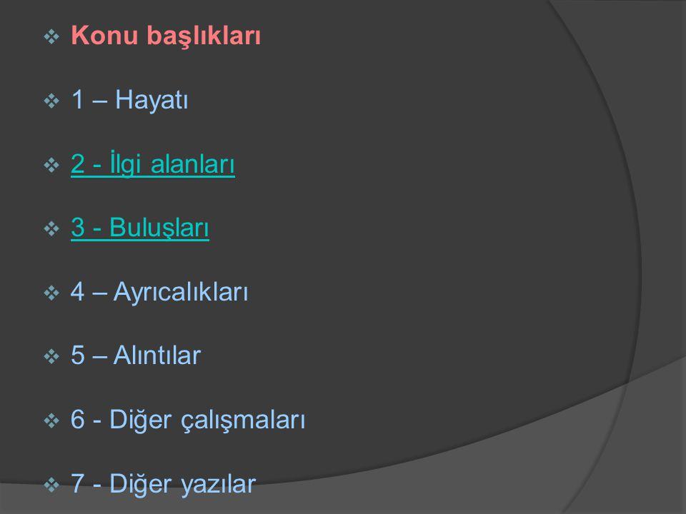  Hazırlayan : Mehmet TORLAK