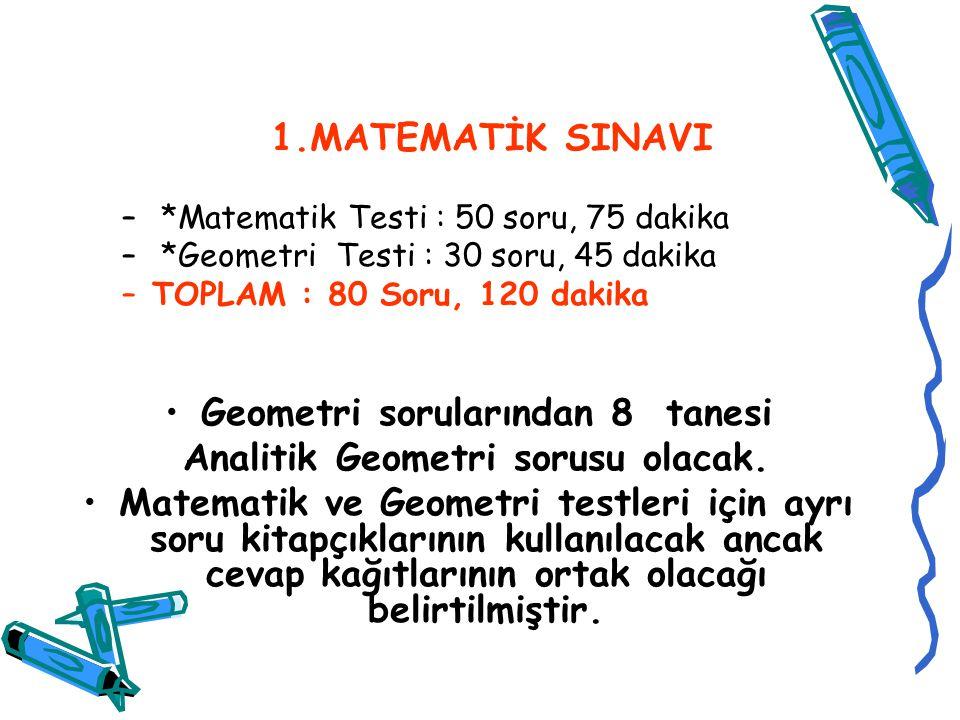 LYS'DEKİ PUANLAR DÖRT GRUPTA HESAPLANACAK LYS PUAN TÜRLERİ Matematik Fen MF Puanı LYS 1 ve 2 Türkçe Sosyal TS Puanı LYS 3 ve 4 Yabancı Dil YD Puanı LY