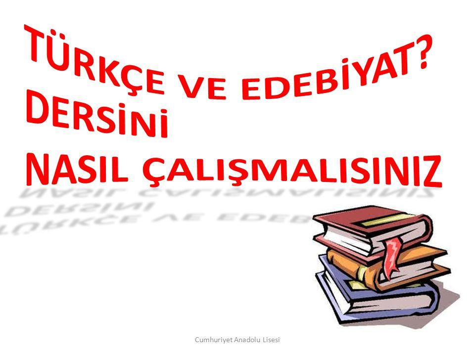 Türkçe soruları bilgi ve yorum sorularından oluşmaktadır.
