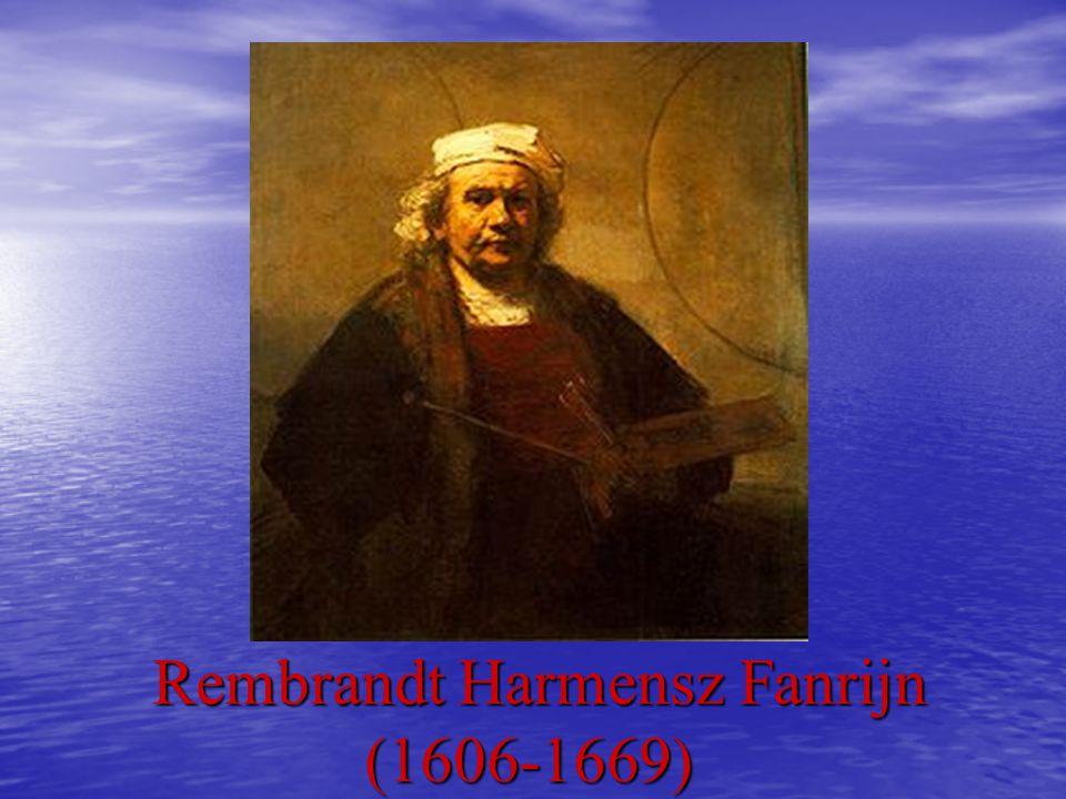 Rembrandt Harmensz Fanrijn (1606-1669)