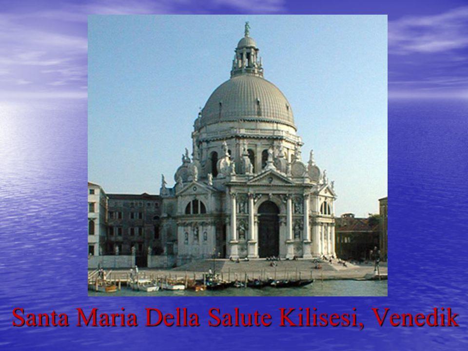 Santa Maria Della Salute Kilisesi, Venedik Santa Maria Della Salute Kilisesi, Venedik