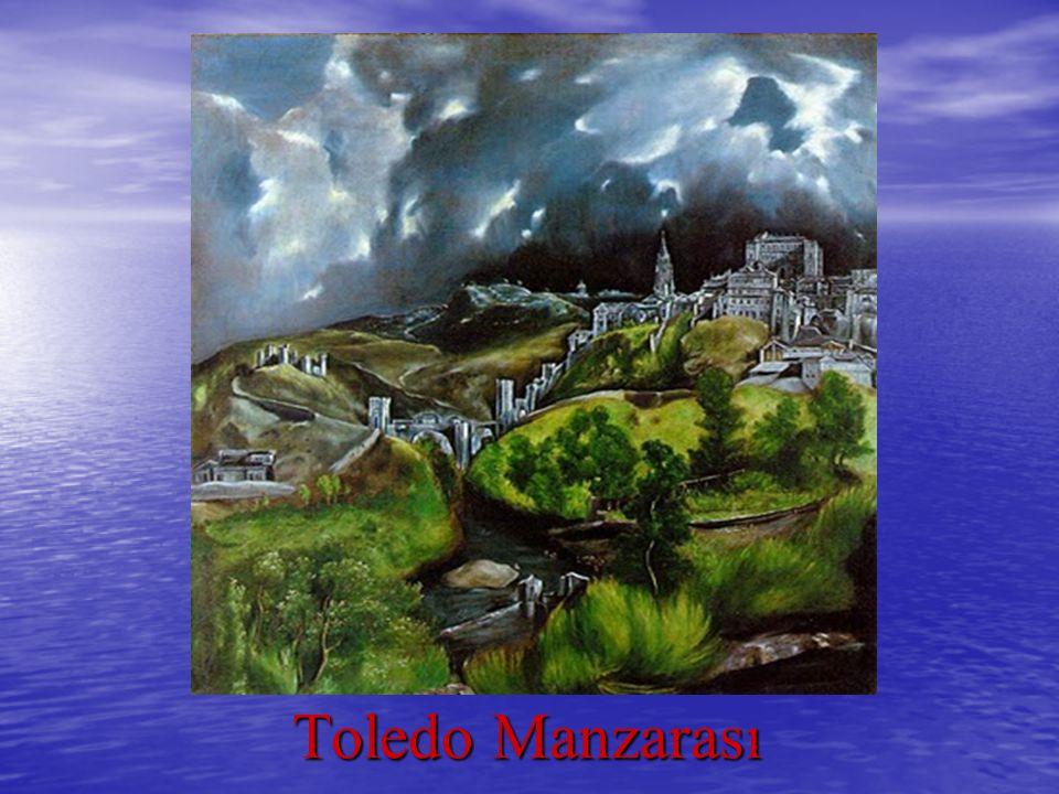 Toledo Manzarası