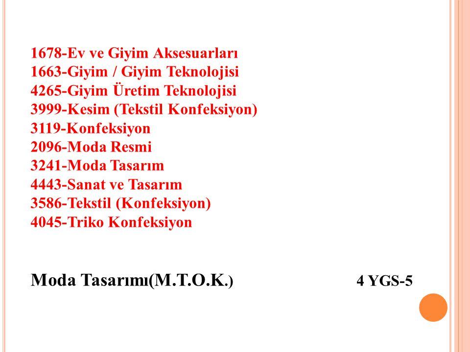 3805-Fotoğrafçılık 1684-Grafik / Grafik Sanatlar 4271-Grafik ve Fotoðraf / Fotoğraf ve Grafik 3978-Grafik Tasarım 2749-Resim (Anadolu Kız M.L, Kız M.L