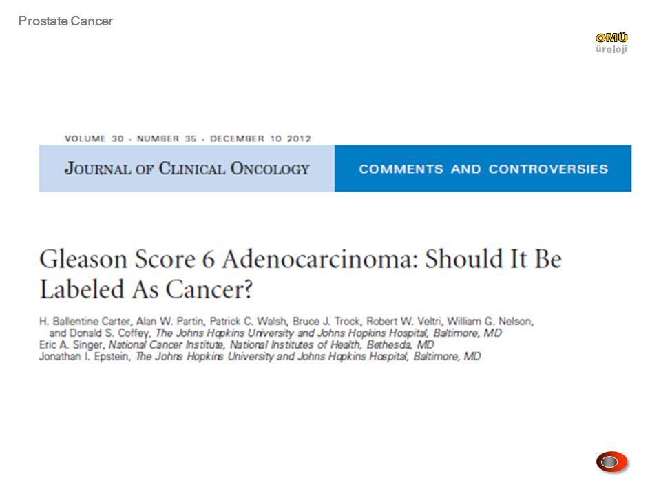 Prostate Cancer N Eng J Med 2012;367:203 İkinci yılda üriner, erektil ve intestinal disfonksiyonlar.