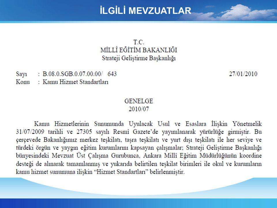 SİSTEM ÜZERİNDEN ALINACAK BELGELER T.C.