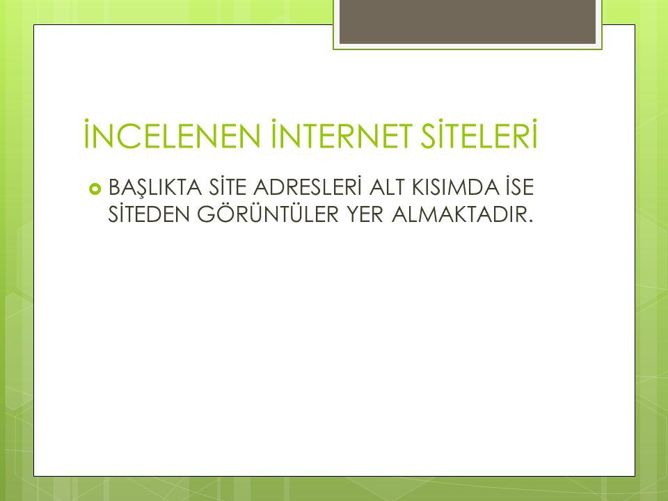 BEĞENİLEN SİTELER  http://www.dersizlesene.com/7-Sinif- Turkce-Konu-anlatimlari/7-Sinif- Noktalama-Isaretleri-345.html http://www.dersizlesene.com/7-Sinif- Turkce-Konu-anlatimlari/7-Sinif- Noktalama-Isaretleri-345.html  Bu sitede konu video anlatımla desteklenmektedir ve ayrıca site kullanımının kolaylığı dikkat çekmektedir