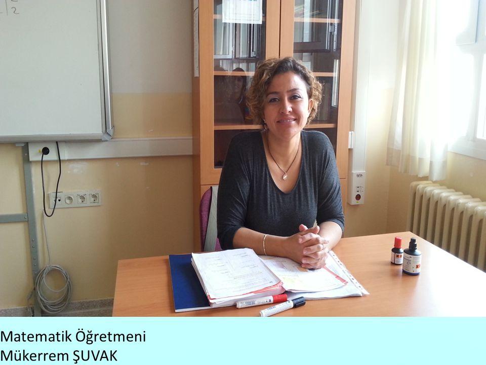 Matematik Öğretmeni Alican GÜLLÜ