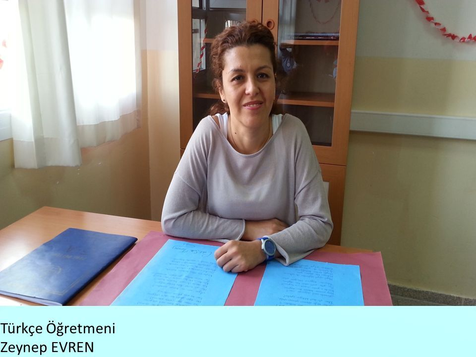 Yabancı Dil Öğretmeni Keziban Özge KARAHAN