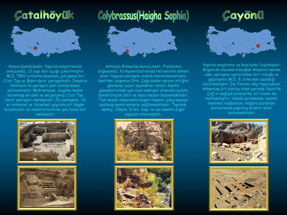 İzmir-Bergamada kurulu büyük bir antik kenttir.