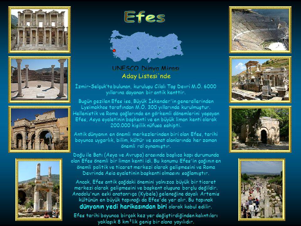 Antalya-Demrede bulunan Kekova Adasındaki batık antik şehirdir. Bugün