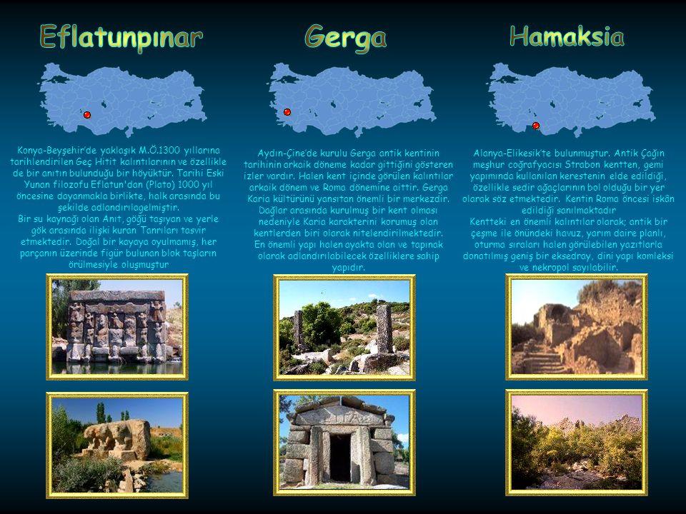 İzmir-Selçukta bulunan, kuruluşu Cilalı Taş Devri M.Ö. 6000 yıllarına dayanan bir antik kenttir. Bugün gezilen Efes ise, Büyük İskender'in generalleri