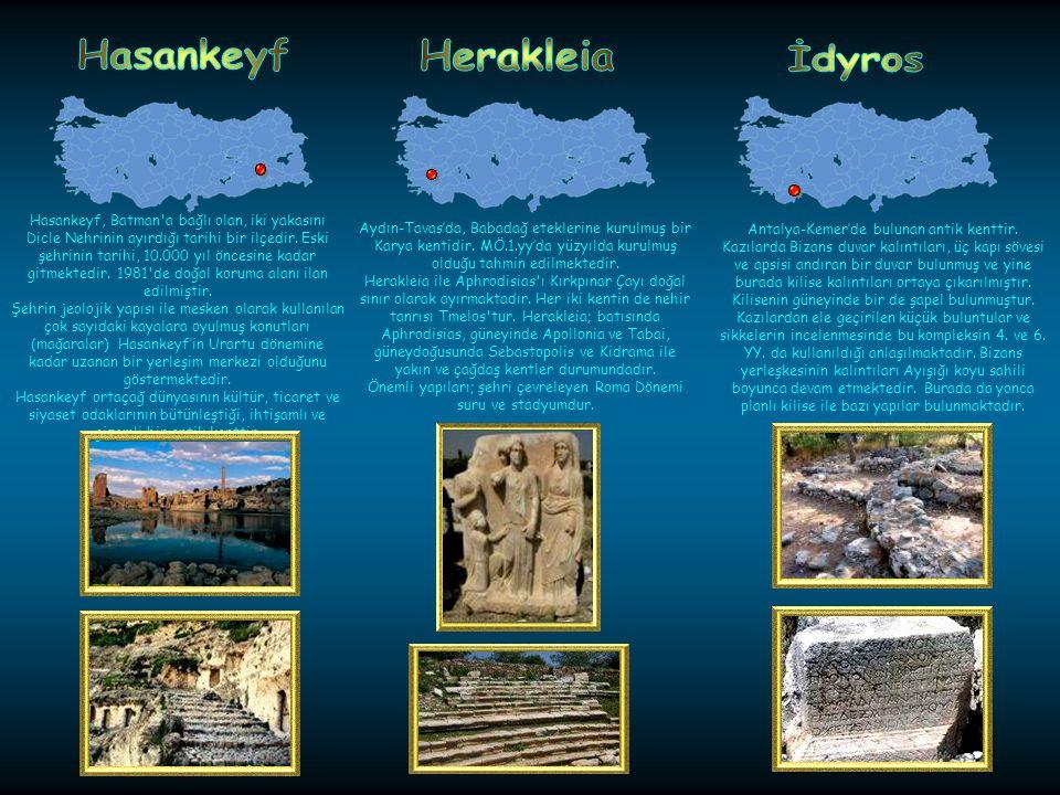 Denizli-Pamukkalede bulunan bir antik kenttir. M.Ö. 190 yılında II. Eumenes tarafından kurulmuştur. M.Ö 2. yüzyılda Roma egemenliğine giren şehir Roma