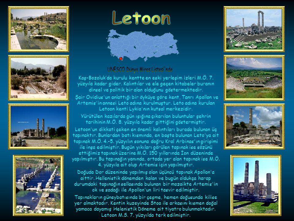 İzmir-Değirmenderede kurulu Kolophon 12 İyon şehrinden biridir.
