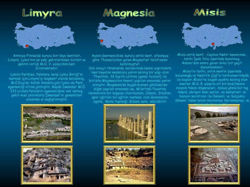 Denizli-Goncalıda kurulu Laodikeia, MÖ.1. yüzyılda, Anadolu'nun en önemli ve ünlü kentlerinden biridir. Şehirdeki büyük sanat eserleri bu döneme ait o