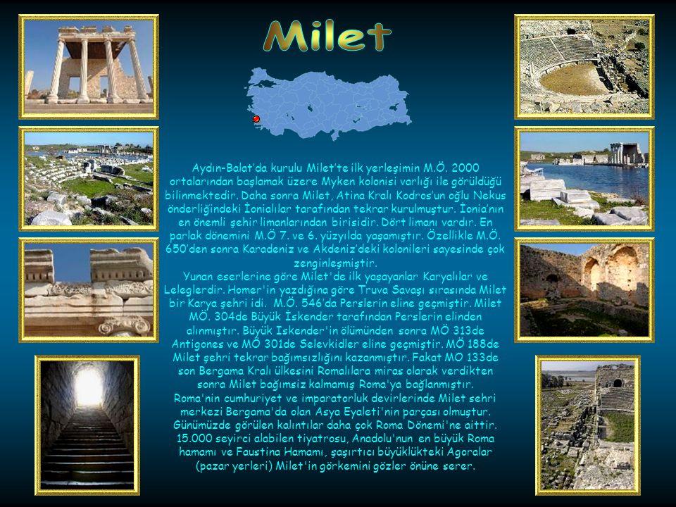 Antalya-Finikede kurulu bir likya kentidir. Limyra, Lykia'nın en eski şehirlerinden biridir ve şehrin varlığı M.Ö. V. yüzyıldan beri bilinmektedir. Ly