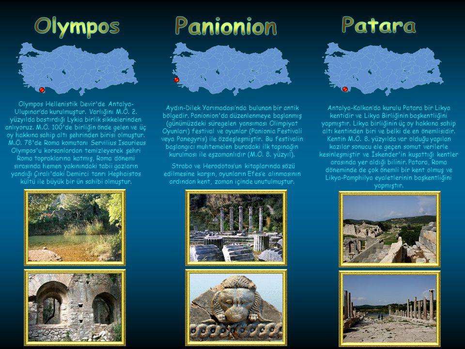 Nemrut Dağı ve Kommagene Kralı Antiochos'a ait Tümülüs ve kutsal alanlar, Milli Park olarak koruma altına alınmıştır. Eski çağlarda Komagene olarak an