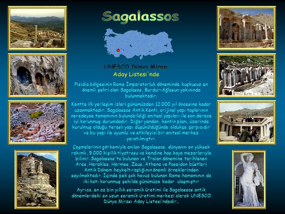 Fethiye-Minareköy yakınlarında kurulmuştur.