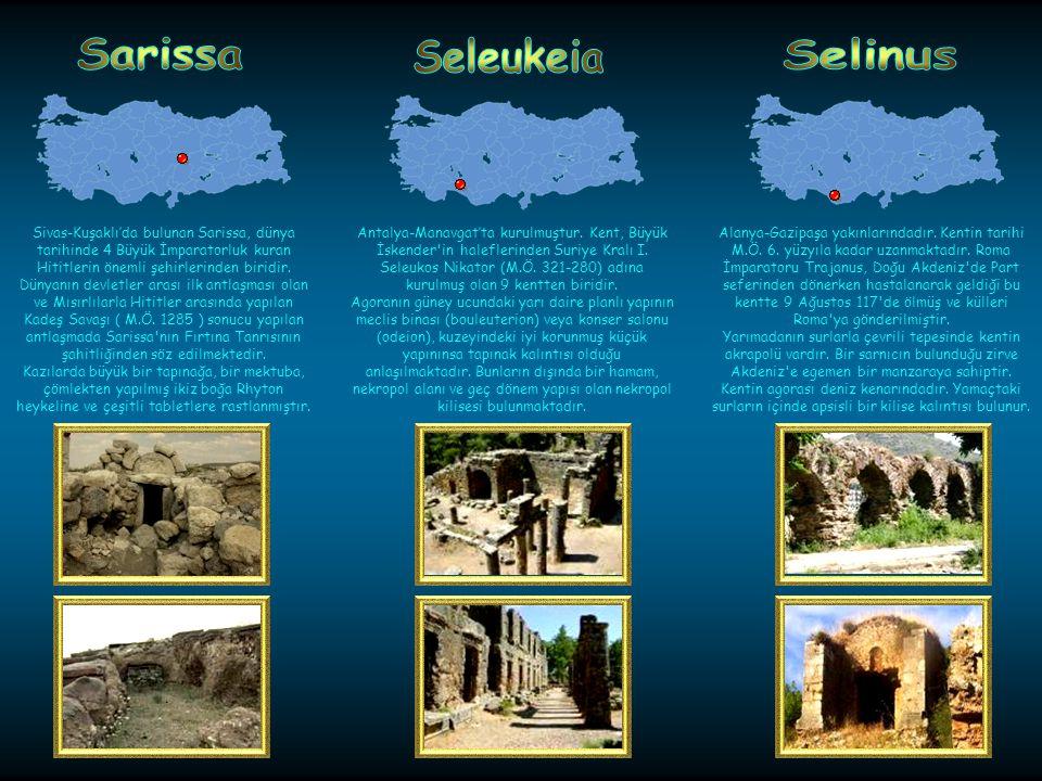 Pisidia bölgesinin Roma İmparatorluk döneminde kuşkusuz en önemli şehri olan Sagalasos, Burdur-Ağlasun yakınında bulunmaktadır.