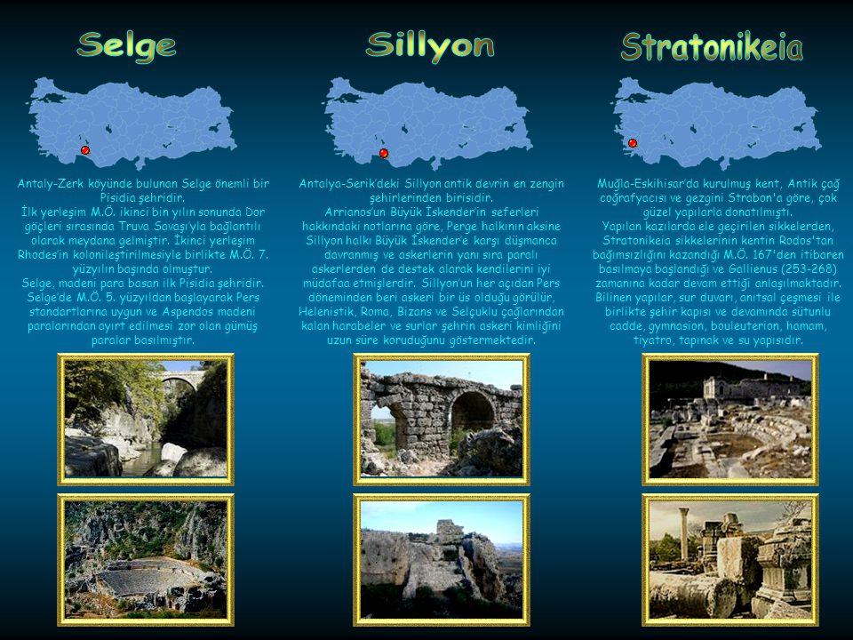 Hem Strabo hem de Arrianos, Side kentinin Batı Anadoludaki Aeoliada bulunan Kymeden göçenler tarafından MÖ 7.yyda kurulduğunu kaydeder. Side M.Ö. 6. y