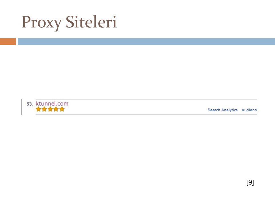 Proxy Siteleri [9]