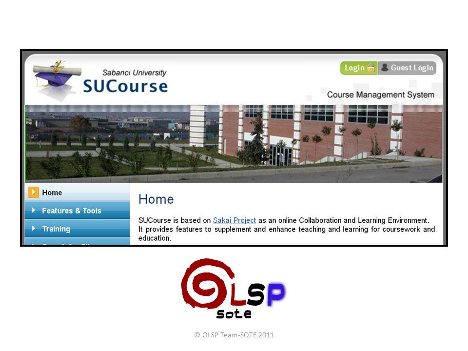 1. SUCourse'a nereden ulaşabilirim?
