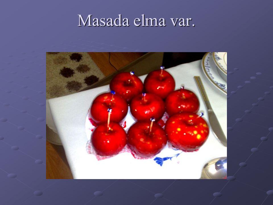 Masada elma var.
