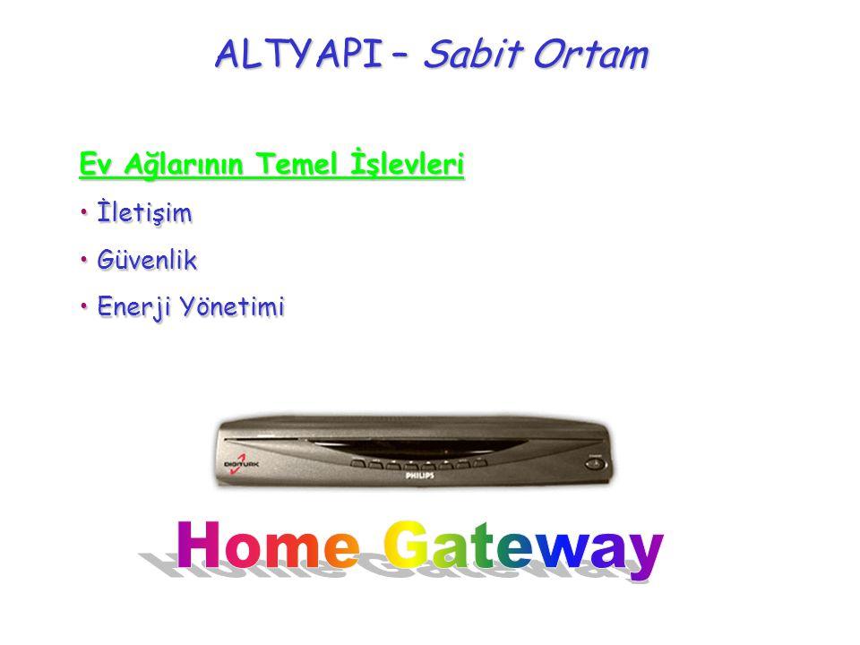 ALTYAPI – Kapsama Alanları