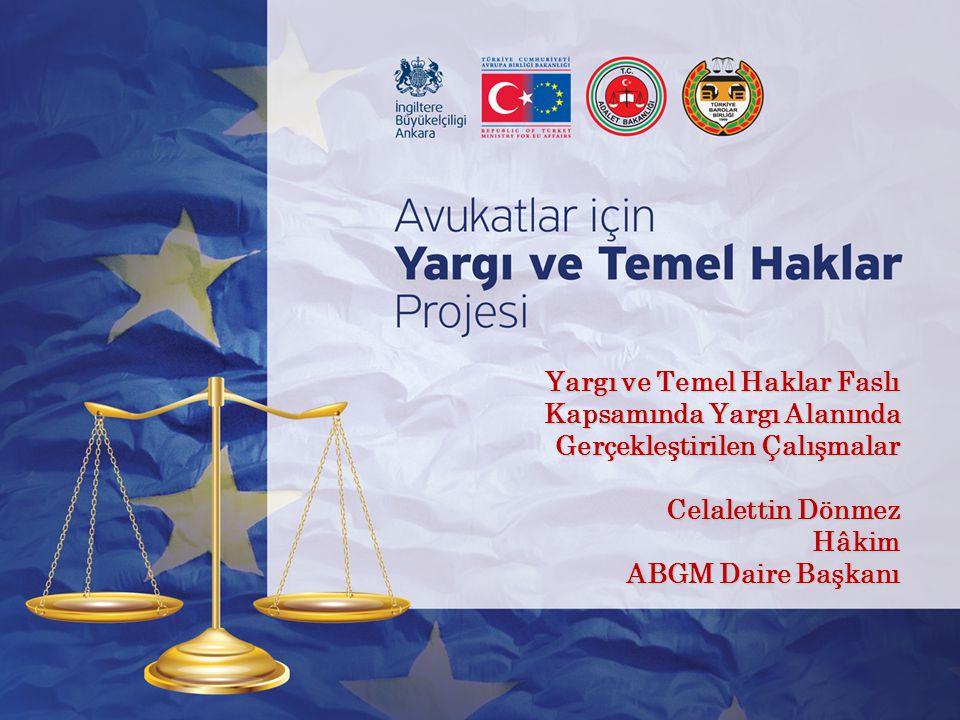 C.Yargı Reformu Stratejisi ve Eylem Planı 23.