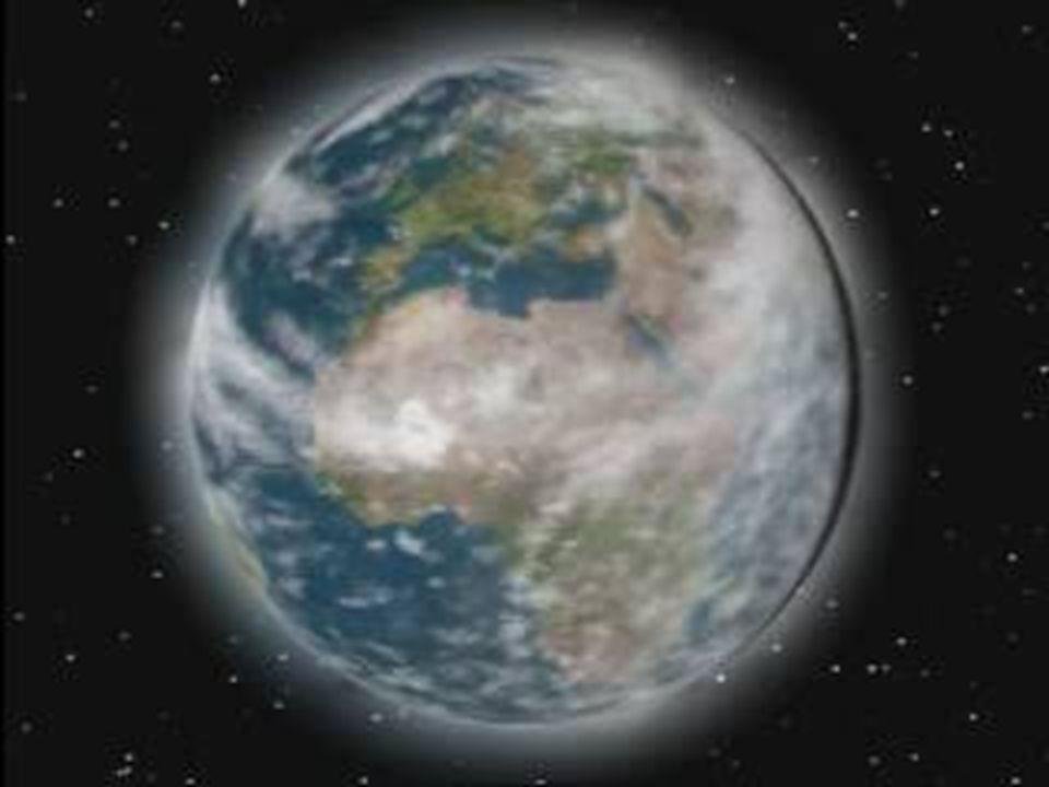 DÜNYA'NIN BOYUTLARI •Ekvator çevresi 40.076 km •Kutuplar çevresi 40.009 km •Ekvator yarı çapı 6.378 km •Kutup yarıçapı 6.357 km •Basıklık oranı 1/297 •Yüzölçümü 510 milyon km 2 •Hacmi 1.083.320.000 km 3