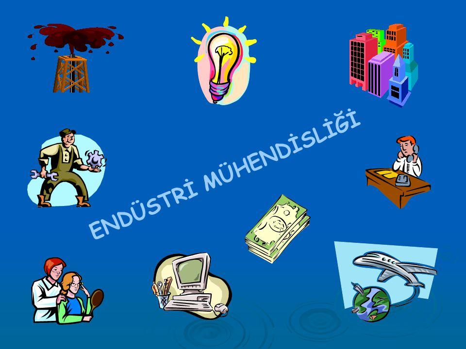 Endüstri Mühendisliği nedir.