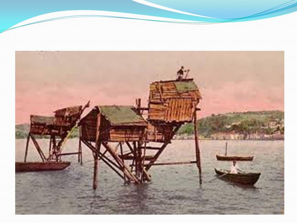  Yazlık Sahil Yerleşmeleri Ege, Marmara ve Akdeniz kıyılarında daha çok yaz aylarında kullanılan geçici yerleşmeleridir.